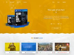 GameWalk - network of game stores