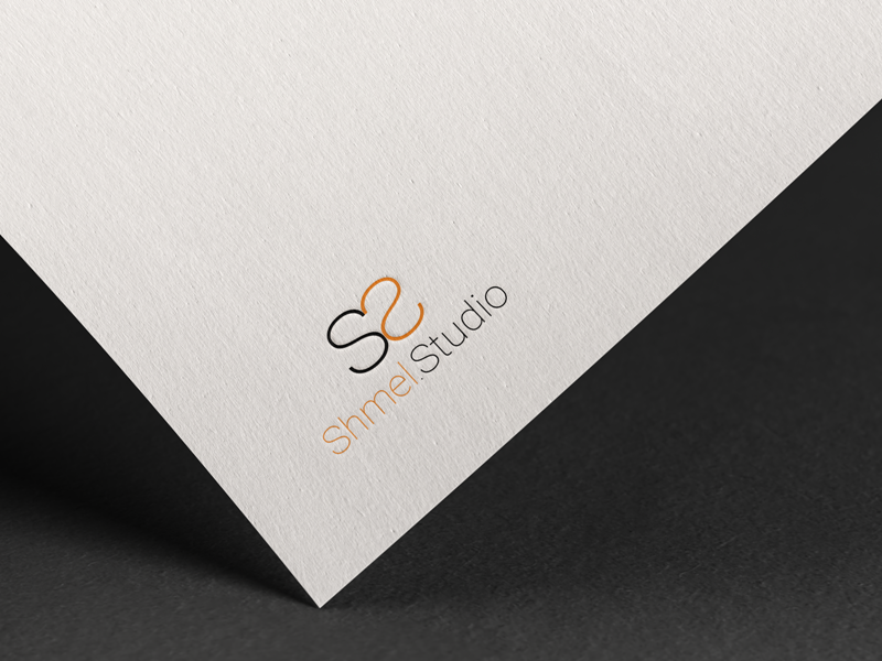 Логотип для студии shmel.studio