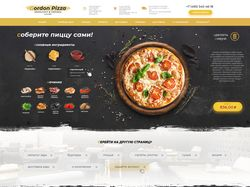 Gordon Pizza - Delicious food
