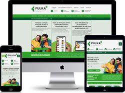 Игровой портал Fulka.ru