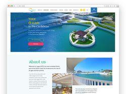 Корпоративный сайт Laguna SOV