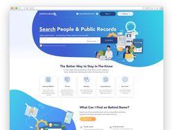 Cайт сервиса WebProm