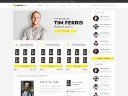 Дизайн новаторского проекта Rendors.com