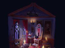 Vampire's room