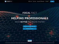 Сайт компании FocalFact (Ирландия)