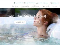 Портал по продаже бассейнов СПА