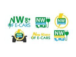 Лого для сервиса продаже электрокаров