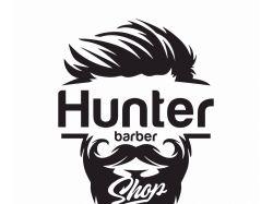 Логотип барбер-шопа