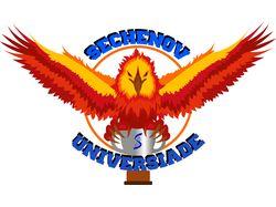 Логотип для Универсиады МГМУ им Сеченова