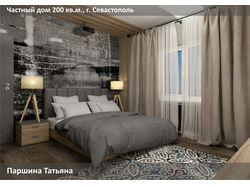 Частный дом в Севастополе, часть 4
