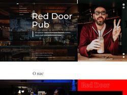 Landing Page - Red Door Pup
