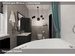 Частный дом в Севастополе, часть 5