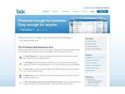 Система хранения Box Net