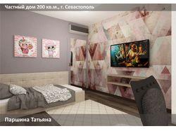 Частный дом в Севастополе, часть 6