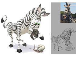 """Все ли зебры после """"Мадагаскара"""" — плагиат?"""