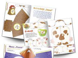 Поделки из бумаги для детского журнала