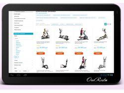 Добавление спортивных товаров Cs-cart