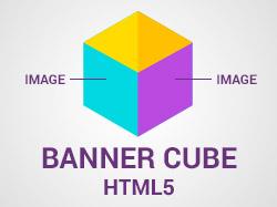 Banner - Cube