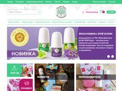 Крымская Косметика OpenCart 2x