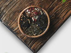 Чайная церемония лендинг чая