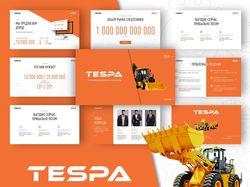 Презентация TESPA