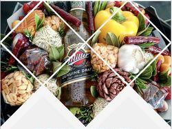 Кейс Таргетинговая реклама: Букеты из фруктов.