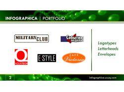 Infographica presentation