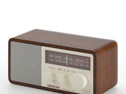 Радиоприемник (3ds Max, Vray)