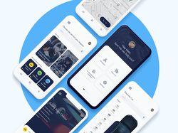 Дизайн мобильного приложения для автолюбителей