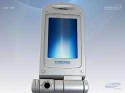 Мобильный телефон «Samsung» вид 07