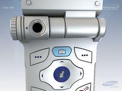 Мобильный телефон «Samsung» вид 06