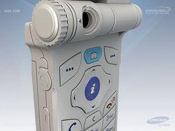 Мобильный телефон «Samsung» вид 05