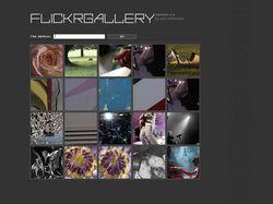 Web flickrgallery