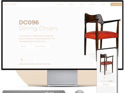 CMS Wordpress Сайт-каталог мебели (Португалия)