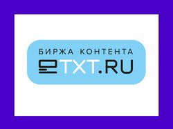 Парсер etxt.ru + web-сайт