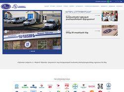 Медицинские веб сайт на Laravel