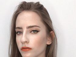 Цветокоррекция-ретуш-устранение дефектов лица