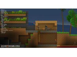 Zendes2.5 - блочная 2D песочница в разработке.