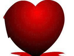 Сердце для мультфильма, во флеше оно анимировано