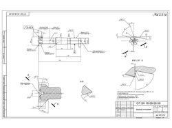 Примеры работ (AutoCAD)