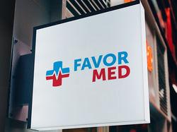 Логотип: ФаворМед (наркологическая клиника)