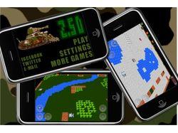 Tank 2.5D игра для iPhone и iPod Touch