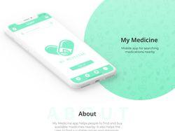 Мобильное приложение - My Medicine