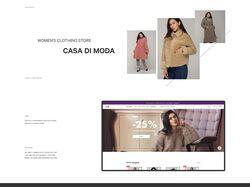 CasaDiModa - Интернет-магазин женской одежды