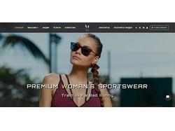 BADBUNNY; Премиальная женская спортивная одежда.