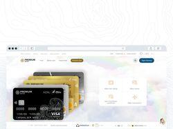 Корпоративный сайт для Premium Bank