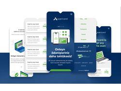 Дизайн сайта и мобильного приложения для Azericard