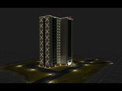 Моделирование и визуализация освещения гостиницы