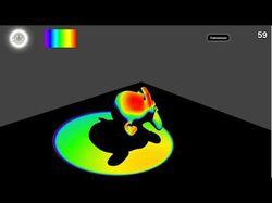 Использование фиктивных цветов в WebGl
