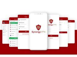 Дизайн VPN приложения
